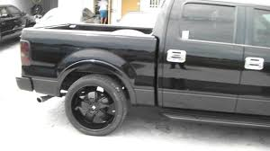 Www.DUBSandTIRES.com 24 Inch 2 Crave Wheels No.16 2006 Ford F-150 ...