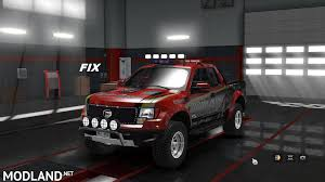 Fix For Ford F-150 SVT Raptor Mod For ETS 2 Ford Svt F150 Lightning Red Bull Racing Truck 2004 Raptor Named Offroad Of Texas Planet 2000 For Sale In Delray Beach Fl Stock 2010 Black Front Angle View Photo 2014 Bank Nj 5541 Shared Dream Watch This 1900hp Lay Down A 7second Used 2012 4x4 For Sale Ft Pierce 02014 Vehicle Review 2011 Supercrew Pickup Truck Item Db86 V21 Mod Ats American Simulator