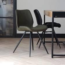 stuhl set barron 4 er set dunkelgrün haus deko stühle