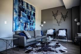 wohnzimmer blau blaue malerei kostenloses foto auf pixabay
