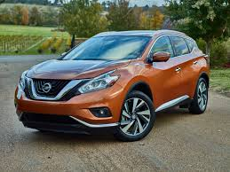 2015 Nissan Murano Gets Real MPG