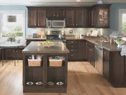 Medium Size Of Cabinets Modern Espresso Kitchen Best Cabinet Maker Milwaukee Professionally Painted Wax Microwave