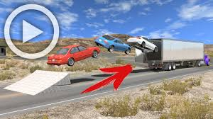 Big Jump In Open Truck Crashes - BeamNG Drive - YouTube Euro Truck Simulator 2 Online Multiplayer Crashes Compilation 9 Funny Moments Crash M1 Motorway 9th November 2012 Youtube Fire Hit Headon In Tanker Truck Crashes At Boardman Intersection Car Crashes In America Usa 2018 83 1 Car Russian Accidents Road After Apparent Police Chase Southwest Detroit Best New Winter 2017 Hardest Trucks Accidents Terrible Truck Crash Compilation Driving Fails And Caught On