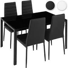 esszimmergruppe essgruppe 4 stühle sitzgruppe esstisch