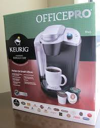 Keurig Office Pro Review