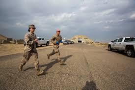 I Mef Dts Help Desk by Reserve U S Navy Corpsmen Leave Footprint While Deployed U003e I