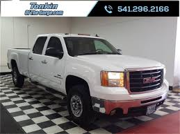 100 2009 Truck Of The Year Used GMC Sierra 3500HD For Sale In Dalles OR