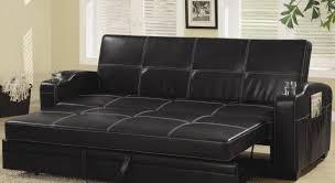 Klik Klak Sofa Bed by Futon Red Microfiber Klik Klak Sofa Futon Bed Sofa With