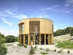 100 Beach Shack Designs Modern Circular House Nestled Among Australias Rugged