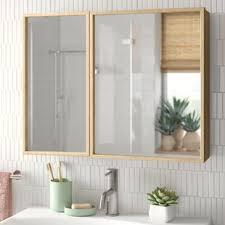 65 x 51 cm spiegelschrank drury