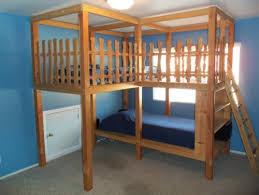 Co Ed Kids Bed
