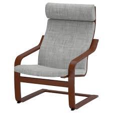Ikea Poang Chair Covers Canada by Poäng Armchair Isunda Gray Ikea