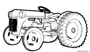 Coloriage De Tracteur With 52 Unique Coloriage Tracteur Tom