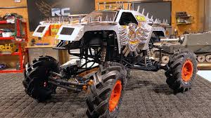 100 Mud Truck Pictures MONSTER JAM MAX D AXIAL SMT10 MUD TRUCK BUILD PT3