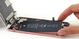 iPhone 6s battery replacement hero