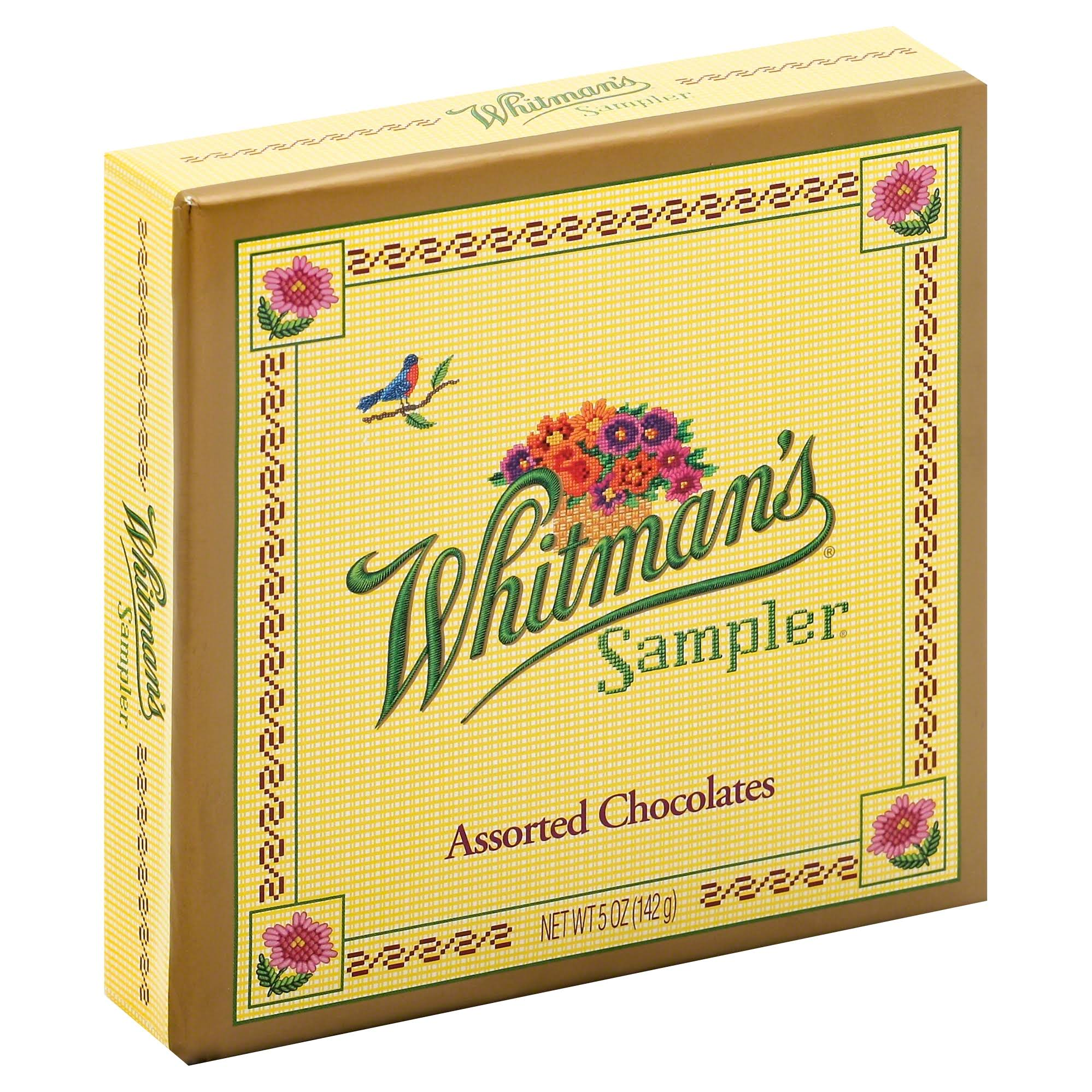 Whitman's Assorted Chocolates Sampler - 5oz