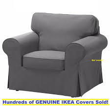 Ikea EKTORP Armchair (Chair) Slipcover Cover NORDVALLA DARK GRAY New!  Sealed! Strands By Waverly One Piece Chair Slipcover For Dayton Arm Host Chairs Ethan Allen Spandex Elastic Floral Print Letter Pattern Slipcovers Stretch Subrtex 2piece Stretchable Wing Back Cotton Herringbone Ding Prting Modern Removable Antidirty Kitchen Seat Case Cover Banquet Set Of 4 Grey Home Fashion Designs Teal Jersey Four Recling Chair T Cushion Gray Sure Fit Armchair Covers Roomdark 6 Velvet Large Surprising New Design Of Armless With