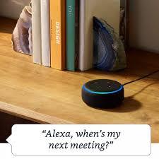 Amazon Echo Dot 3rd Generation Smart Speaker With Alexa