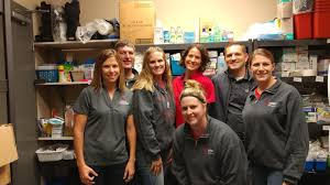 PA faculty and staff volunteered at Open Door Mission – College of