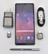 Samsung Galaxy Note8 SM N950U 64GB Orchid Gray T Mobile
