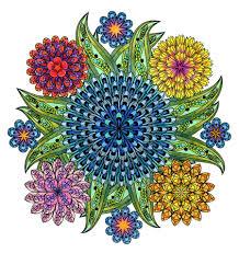 Mandala The Coloring Book