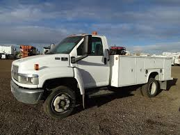 100 Utility Box Truck 2004 CHEVROLET C4500 T Auctions Online Proxibid