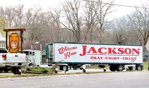 100 Jackson Truck And Trailer Nov 17 Fundraiser To Help Cashiers Hall Who Is Battling