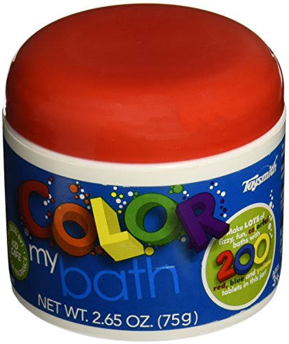 Color My Bath 200 Tablets