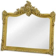 casa padrino barock spiegel gold 111 x h 103 cm