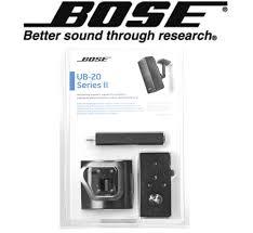 Bose Ub 20 Wallceiling Bracket by Bose Ub 20 Series Ii Wall Ceiling Bracket 2x Genuine Bose Wall