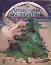 Christmas Tree Amazonca by Little Crooked Christmas Tree Michael Cutting Ron Broda