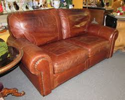 Stickley Mission Leather Sofa by 24 Stickley Leather Sofa Auto Auctions Info