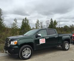 Canadian Truck King Challenge Recognizes 2016 GMC Canyon Diesel As ...