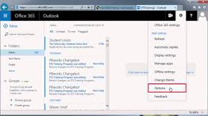 fice 365 Email Forwarding in Outlook Web App