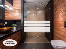 aufkleber glasdekor dusche sichtschutz 020b 4 streifen