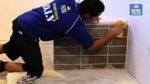 grouting national tiles diy tiling 10 youtube