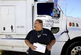 100 Trucking Companies In Charleston Sc Woman Rises From Government Assistance To Business Ownership