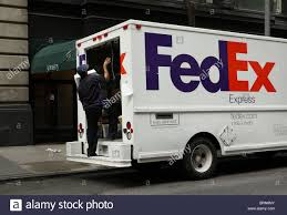 A FedEx Truck And The Driver, New York City, USA Stock Photo ... Fedex Truck In Paris France Editorial Image Of Courier Wants The Us Government To Develop Selfdriving Laws Train Slams Through Truck In Dashcam Video Truck Trailer Transport Express Freight Logistic Diesel Mack Fedex On The Highway Photo Filemodec Lajpg Wikimedia Commons Driver Arrested For Duii Reckless Driving On Inrstate Driving Jobs Search For Length Trucks Sale 18ft P1000 Fedex Mag Paris France May 26 2015