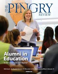 100 Eileen Alexanderson The Pingry Review Summer 2018 By The Pingry School Issuu