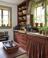 Primitive Decor Kitchen Cabinets by 3011 Best Primitive Decorating Images On Pinterest Country