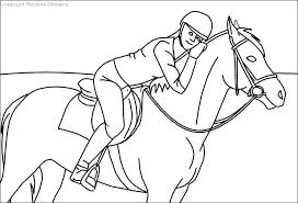 Spirit And Rain Horse Coloring Pages Stallion Of The To Print Color