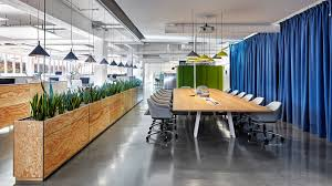Above And Beyond Achieving A Highly Efficient Functional Interior The Office Incorporates Varied Products Materials Colours To Provide An