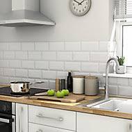 White Kitchen Tiles Ideas Wall Tiles Bathroom Kitchen Wall Tiles B Q