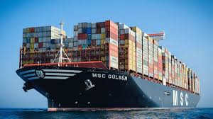100 Shipping Container Shipping Big Ocean Ships Equal Big Problems But Small Benefits