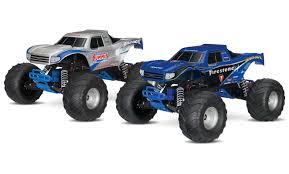 Traxxas 1/10 Bigfoot RTR W/TQ 2WD XL-5 ESC