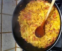 comment cuisiner le choux blanc chou blanc aux lardons recette de chou blanc aux lardons marmiton