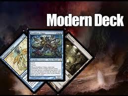 Faerie Deck Mtg Legacy by Mtg Modern Deck Tech U R Faeries Youtube