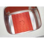 Rubbermaid Sink Mats Red by Sink Mats