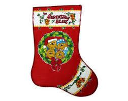 Berenstain Bears Christmas Tree 1980 by Berenstein Bears Etsy