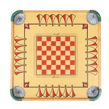 Merdel Game MFG Vintage Carrom Board